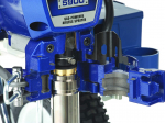 Graco Gmax 5900 II HD Petrol Airless Paint spray Unit/sprayer