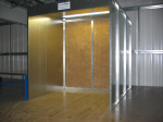 Dry Filter 2m Centrifugal (Low Noise) Spray Booths for sale