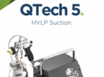 Q Tech 5 HVLP Turbine Unit 240v