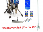 Graco 390 Classic PC Electric Airless Paint Sprayer Recommended Starter Kit
